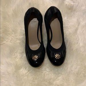 Lightly worn Tory Burch heels